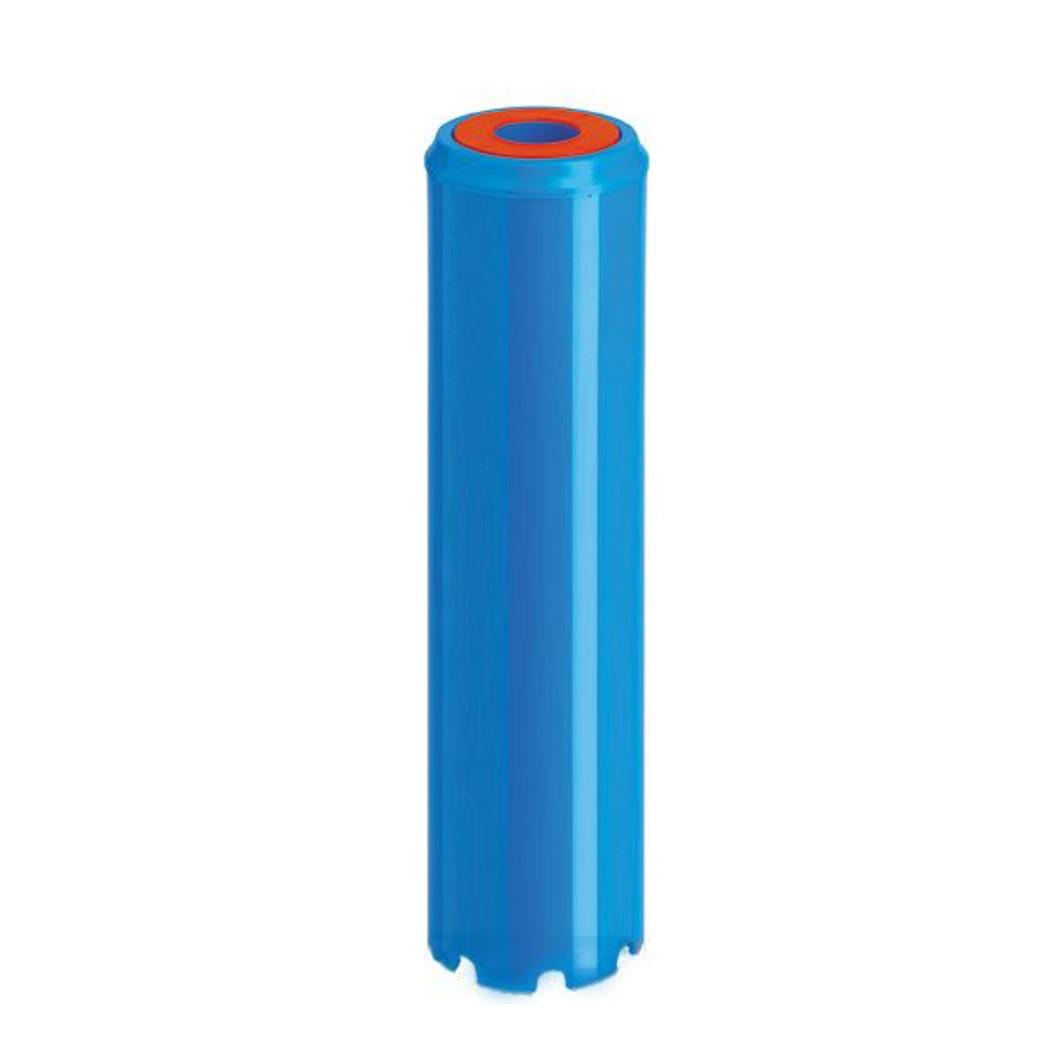 Cartucho filtrante para la eliminación de hierro y manganeso