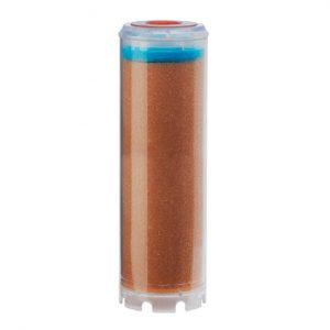 Cartucho para filtro contra cal con resina para suavización de agua potable