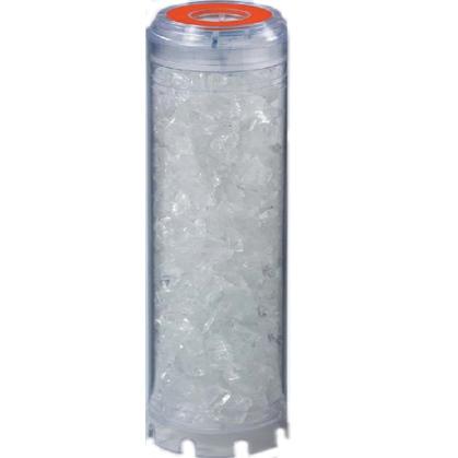 Cartucho para filtro contra cal y sarro para agua potable